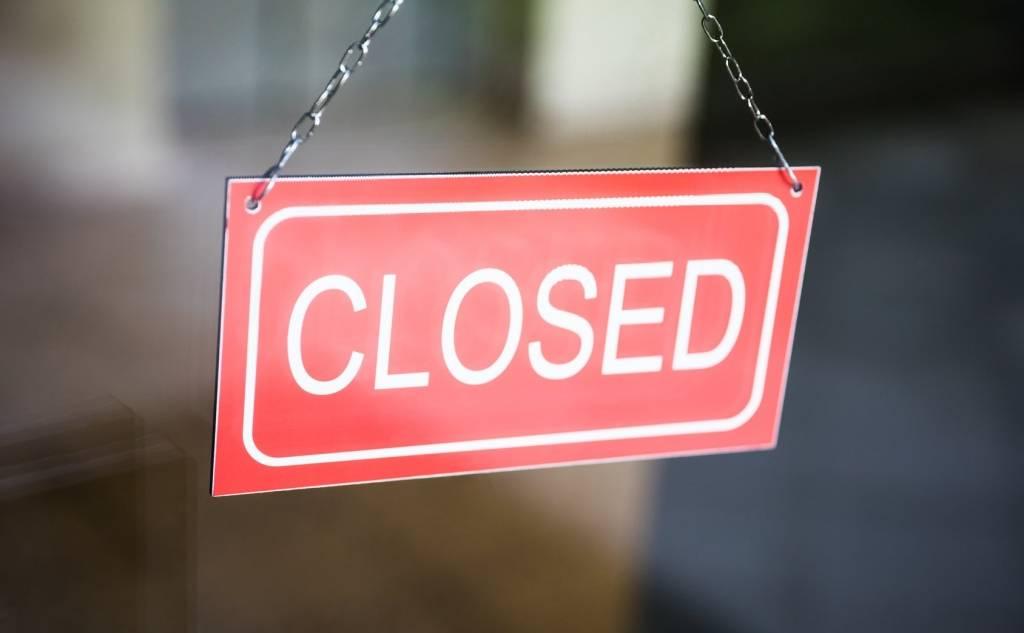 Περισσότερες από 210.000 επιχειρήσεις τέθηκαν σε αναστολή λειτουργίας το Μάρτιο του 2020