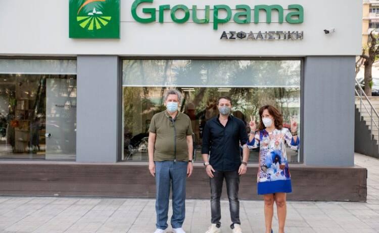 Σύλλογος εργαζομένων Groupama: 30 χρόνια σταθερός Εθελοντής Αιμοδότης